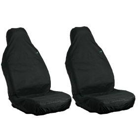 Nissan Primastar Driver & Single Passenger Seat Cover's - 2001 Up to 2014-The Original Town & Country Seat Cover.