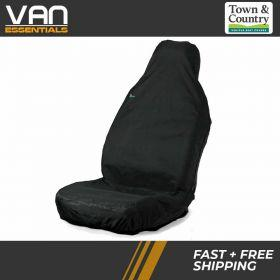 "Transit Connect Seat Cover-Front Single Seat ""Sports Version Only"" -2002 up to 2013-The Original Town & Country Seat Cover."