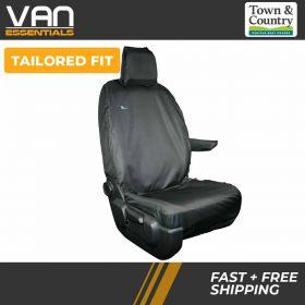 Driver Seat Cover - Toyota Proace 2016 Onwards - The Original Town & Country Seat Cover.