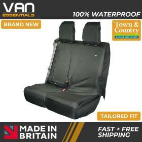 Passenger Double Seat Cover - Peugeot Expert 2016 Onwards - The Original Town & Country Seat Cover.