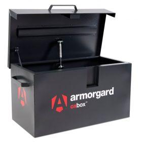 Armorgard Oxbox OX1 Vanbox, secure tool and equipment storage from Armorgard.