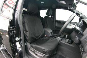 Ford Ranger Seat Cover-Driver & Passenger Seat- 2012 Onwards-The Original Town & Country Seat Cover.