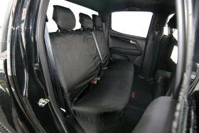 Ford Ranger Seat Cover-Rear Seats- 2012 Onwards-The Original Town & Country Seat Cover.