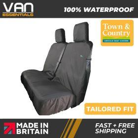 Mercedes Sprinter 11/2018 Onwards Tailored Fit Seat Cover-Double Passenger Seat-3rd Generation