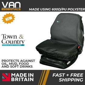 Tractor Seat Cover-Standard Size-Original Town & Country